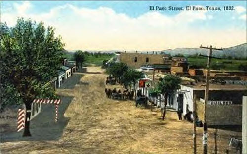 El paso history for New homes el paso tx west side